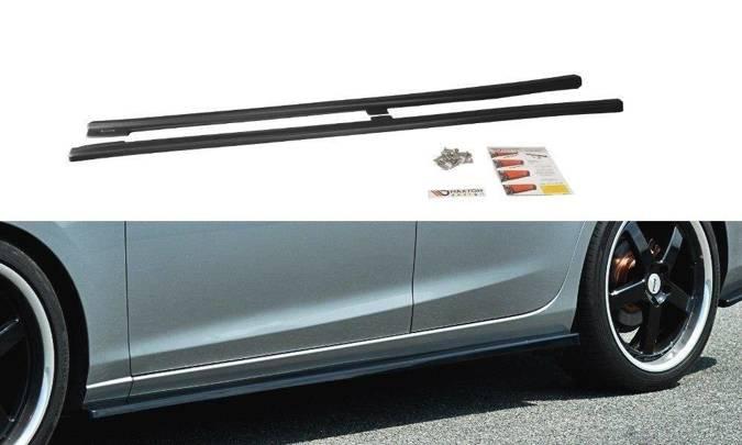 Dokładki progów Maxton Mazda 6 GJ (MK3) Wagon (czarny mat)