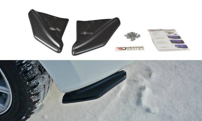 Splittery tylne boczne Maxton Kia Cee'd / Pro Cee'd GT MK2 (carbon look)